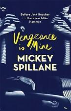 Vengeance is Mine (Mike Hammer), Spillane, Mickey, Very Good condition, Book