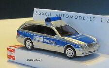BUSCH 49464- Mercedes-Benz  E-Klasse, T-Modell Polizei