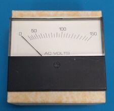 MODUTEC Panel Meter And Gauge 0-150 AC Volt Part Number K3S-AVV-150