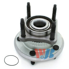 WJB WA512302 Rear Wheel Hub Bearing Assembly Interchage 512302 HA590141 BR930461