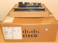 NEW Open Box Cisco WS-X6748-GE-TX 48-Port GIGABIT Switch Module f. 6500 NEU