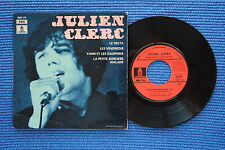 JULIEN CLERC / EP ODEON MEO 176 / BIEM 1968 ( F )