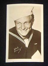 Richard Denning 1940's 1950's Actor's Penny Arcade Photo Card
