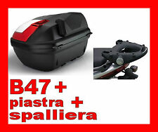 KTM ADVENTURE 950 990 03-12 BAULETTO B47NML+MOTORRADKOFFER E650M+E131 BLADE