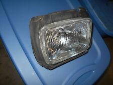 suzuki gs750e headlight head light lamp glass lens assembly gs750es 83 1983