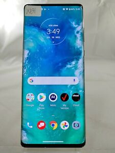 Motorola Edge 256GB XT2061-1 Verizon Wireless ONLY Smartphone Black X691