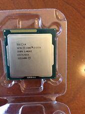 Intel Core I7-3770 3.40GHz 8MB Quad Core CPU Processor Socket
