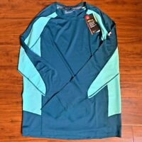 Under Armour HexDelta Men's LARGE Running Long Sleeve Shirt 1298834-716 NWT
