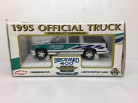 1995 OFFICIAL TRUCK CHEVROLET SUBURBAN-BRICKYARD 400-1/25 IN BOX