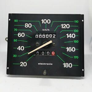 Instrumentation Compteur Kilométrique Alfa Romeo 75 Vert 180 Km/H 60734886 Neuf