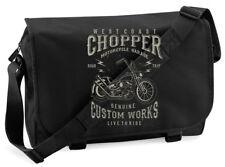 West Coast Chopper Motocicleta Garage Messenger Bag