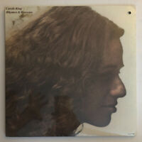 Carole King - Rhymes & Reasons - SEALED 1972 US 1st Press ODE SP 77016 Textured