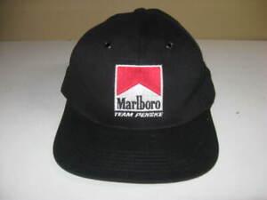 Marlboro Team Penske - New black vintage team hat