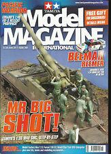 TAMIYA MODEL MAGAZINE INTERNATIONAL,   JUNE, 2017   ISSUE, 260    MR BIG SHOT !