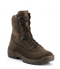 BRITISH ARMY YDS FALCON BROWN BOOTS SIZE 6 W NEW  BOOTS DESERT STYLE CADETS