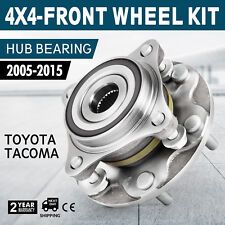 Pop Fit Toyota Tacoma 4X4 Front Wheel Hub Bearing Assembly Kit Left/Right Car