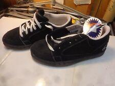 Vintage Black Alpine Stars Skateboarding Shoes Size 41