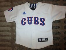 Chicago Cubs adidas MLB Jersey Baby Toddler 24m