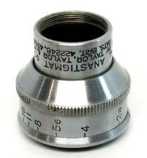 Taylor Hobson Mytal Anastigmat 0.5 Inch f2.5 Cine Lens D Mount 8mm film camera