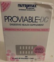 Proviable DC for Cats and Dogs 30 Capsules Exp: 01/2022