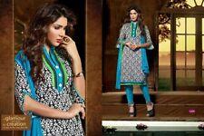 Office/ Party wear Bhagalpuri salwar kameez suit unstitched dress material