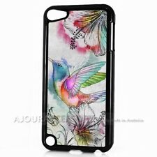 ( For iPod Touch 6 ) Back Case Cover AJH11708 Bird Art