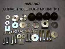 """1965-1967 Corvette NEW Body Mount Kit """"MADE IN USA"""""""