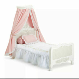 New American Girl Samantha BED & Bedding Be forever  - Retired