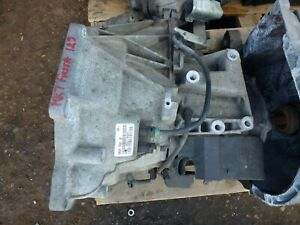 FORD FIESTA 1.25 8A6R 7002 JE GEARBOX