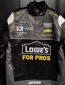Jimmie Johnson Lowe's XL Jacket (Brand New with Tags)