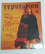 Taylor Swift Reputation CD with Target Exclusive 72 Page Magazine Volume 1