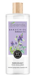 Bielenda Bakuchiol BioRetinol Effect Moisturising Micellar Liquid 500ml
