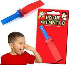 2PCS Fart Whistle Noise Sound Funny Joke Gadget Toy Christmas Gift