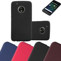 Silicone Case for Motorola MOTO G5 PLUS Shock Proof Cover Mat TPU Bumper