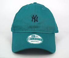 New Uomo Era MLB NY Yankees MINI LOGO VERDE Essential 9 QUARANTA CAP-TAGLIA UNICA