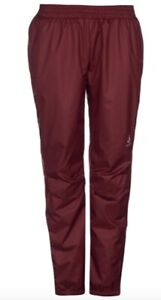 Odlo Women's Sports Wind Protection Trousers God XC Purple SIZE S NEW WITH LABEL