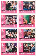 THE JOKER IS WILD original lobby card set FRANK SINATRA 11x14 movie posters