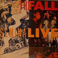 "THE FALL - SEMINAL LIVE  12""  LP (M431)"