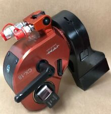 Ith Cx 18 Hydraulic Torque Wrench 1 12 Drive Bolting Tool Cx 18 10mxt Hytorc