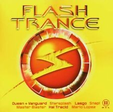 Flash Trance (2003, EMM) Queen + Vanguard, Master Blaster, Kai Tracid, .. [2 CD]