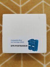 Postbase FP Blue Ink Cartridge