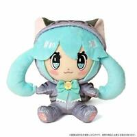 Hatsune Miku Series Plush Doll Stuffed toy Souno Cat Party MOVIC Anime JAPAN