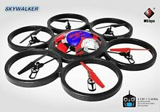 Wltoys RC Quadcopter UFO 2.4GHz 4CH 6-Axis GYRO Nano Helicopter Drone