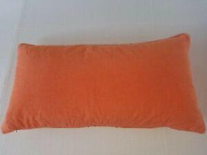 """Lauren Ralph Lauren Solid Orange Down Filled 25""""X14"""""""