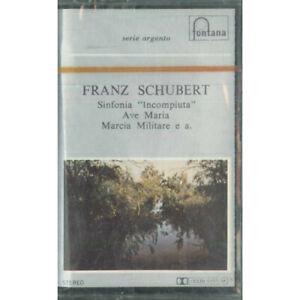 Schubert MC7 Sinfonia Incompiuta Altre Composizioni Fontana 7331 037 Sigillata