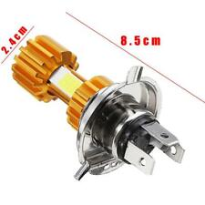 Sale H4 18W LED Motorcycle Headlight Bulb 2000LM 6000K Hi/Lo Beam Light cacaca