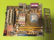 ASUS P5KPL-CM LGA 775 M-ATX MOTHERBOARD w/ I/O SHIELD & E5200 CPU