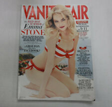 Vanity Fair Magazine Emma Stone August 2011 111416R