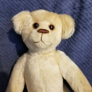 GENIE B'S  Genie Buttitta FULLY JOINTED MOHAIR BEAR 15 INCHES SUPER AWESOME NR