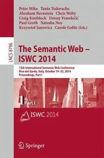 Lecture Notes in Computer Science: The Semantic Web - ISWC 2014 : 13th...